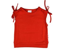 Uni T-shirt Rot von Baba