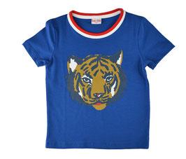NEU: T-shirt Tiger in Blau von Baba