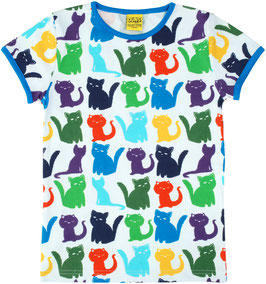 SALE: T-shirt mit  Katzen von DUNS