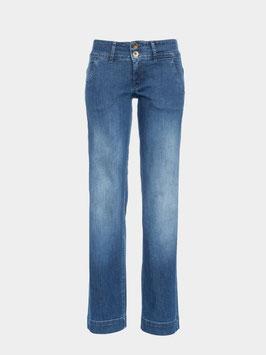 NEU: Bio-Jeans in Blau von ATO Berlin