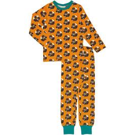 NEU: Pyjama 2-teiler mit Eichhörnchen von Maxomorra