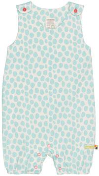 SALE: Sommer-Shortie mit hellblauen Tupfen von Loud+Proud