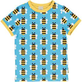 NEU: T-shirt mit Bienen von Maxomorra