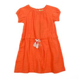 NEU: Kleid orange aus Musselin von Lily Balou