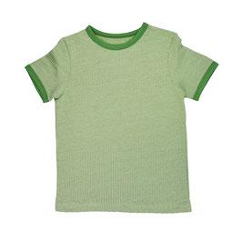 NEU: T-shirt strukturiert in Grün von Baba