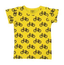 NEU: T-shirt Velo Gelb von DUNS