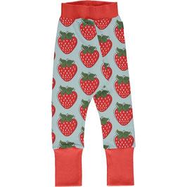 SALE: Baby-Hose mit Erdbeeren von Maxomorra