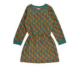 SALE: Wunderschönes Jacquard-Kleid Multicolor von Baba