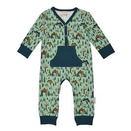 NEU: Pyjama mit Waldstimmung von Baba