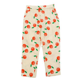 Sommer-Hose mit Clementinen aus Musselin von Lily Balou