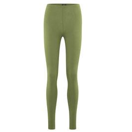 NEU: Leggings aus Bio-Baumwolle in Farn-Grün