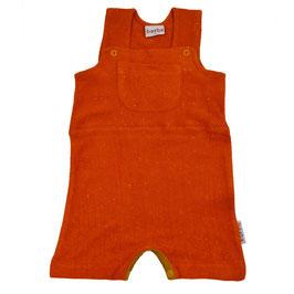NEU: Frottée-Sommer-Babyhose Sonnenuntergang Rot/Orange von Baba