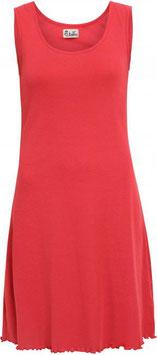 Kleid gestreift pink-orange/rot von Jalfe
