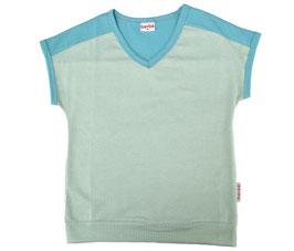 NEU: T-shirt 2-Ton zart gemuster von Baba