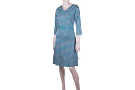 SALE -40% : Damenkleid geometrisch gemustert von Froy&Dind