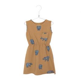 NEU: Sommerkleid mit Nilpferd von Lötiekids