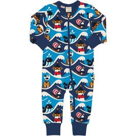 Pyjama mit Ozean von Maxomorra