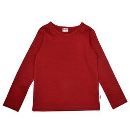 NEU: Langarm-Shirt uni Rot von Baba