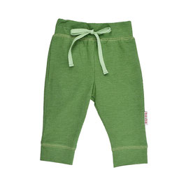 Babyhose uni Grün von Baba