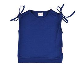Uni T-shirt Blau von Baba