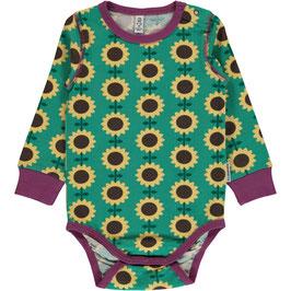 SALE: Body mit Sonnenblumen von Maxomorra