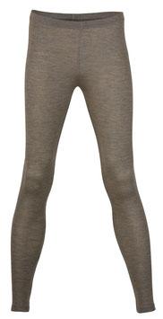 NEU: Wolle/Seide Leggings für Damen in Wallnuss von Engel Naturtextilien