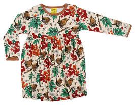 Wunderschönes Kleid mit Vogelbeeren von DUNS