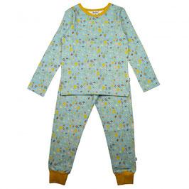 NEU: Pyjama 2-teiler mit Blumen von Baba (bis Grösse 152)