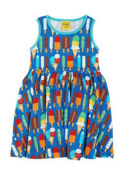 SALE: Kleid mit Glace auf Blau von DUNS