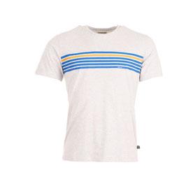 NEU: T-shirt mit farbigen Streifen von Munoman