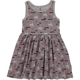 SALE: Kleid mit Schwan und Baby von Maxomorra