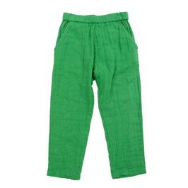 SALE: Sommer-Hose in Grün aus Musselin von Lily Balou