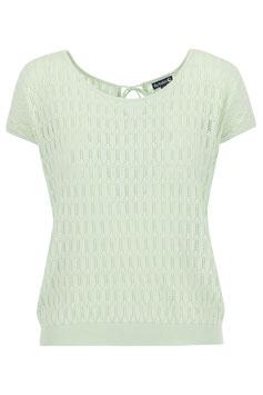 NEU: Shirt gestrickt in Clearly Aqua von Lily Balou