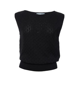 NEU: Shirt gestrickt in Schwarz von Froy&Dind