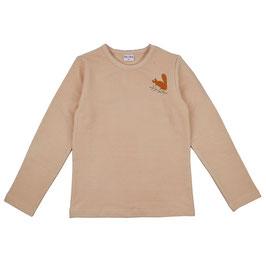 NEU: Sweatshirt mit Eichhörnchen in Zartrosa von Baba