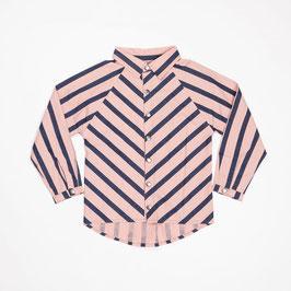 SALE: Gestreiftes Shirt für die grössen Mädels von Atracktion (Alba) bis Grösse 158