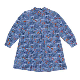 SALE -25%: Jersey-Kleid Blau von Lily Balou