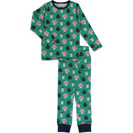 SALE: Pilze-Pyjama 2-teiler von Maxomorra