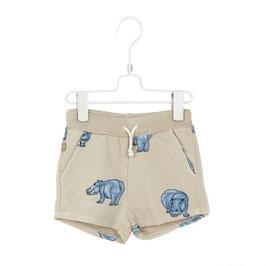 SALE: Shorts mit Nilfperd von Lötiekids