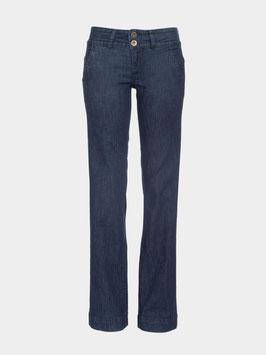 NEU: Bio-Jeans in Flared Blau von ATO Berlin (bis Länge 34)