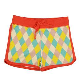 NEU: Girls-Shorts mit Rhomben von Baba