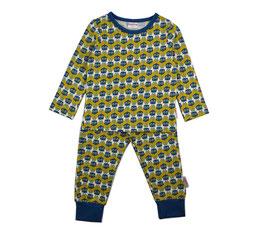 Eulen-Pyjama 2-teiler von Baba