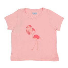 SALE: T-shirt mit Flamingo von Liv+Lou