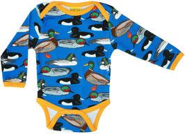SALE: Body mit Enten auf Blau von DUNS