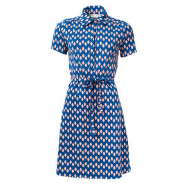 NEU:  Sommer-Damenkleid mit Blättern von Froy&Dind