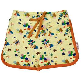 Shorts mit Blumen von Baba