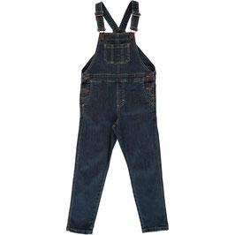 Jeans-Latzhose von Maxomorra