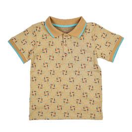 NEU: Poloshirt geometrisch von Baba