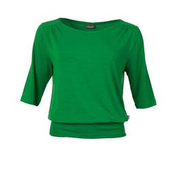 NEU: Damenshirt mit 1/2 Ärmeln in Grün