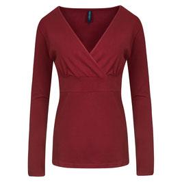 SALE: Langarm-Shirt in Spice von Tranquillo